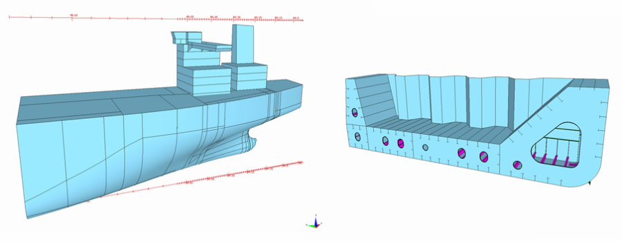 CAFE training - modelling, meshing and analysis with examples*